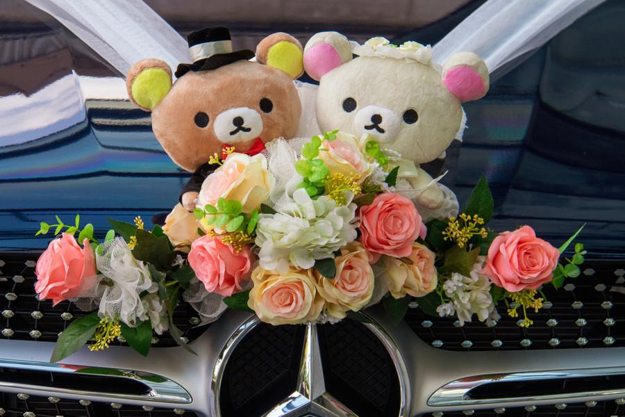 Professional Wedding Car Service