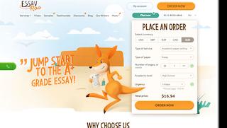 essayroo.com main page