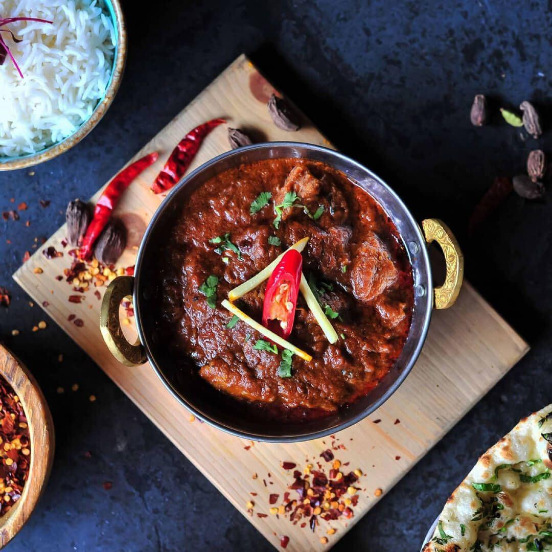 Deeva Indian curry