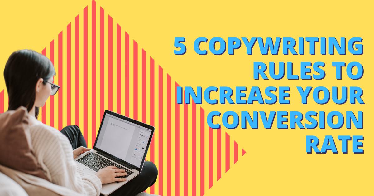Copywriting graphic