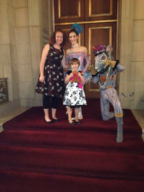 Picture at the Nutcracker.