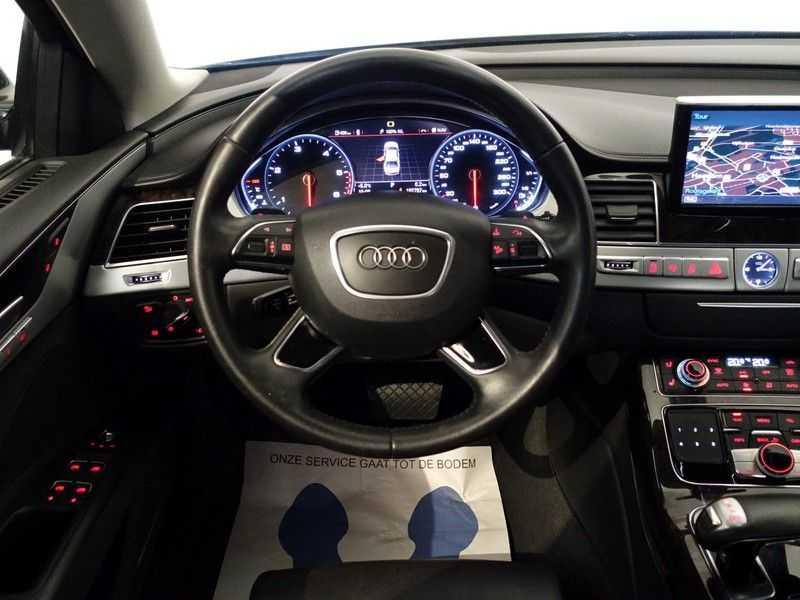 Audi A8 3.0 TDI Quattro Pro Line+ Exclusive 259pk Aut, Leer, Schuifdak, Bose, Led, Full afbeelding 22