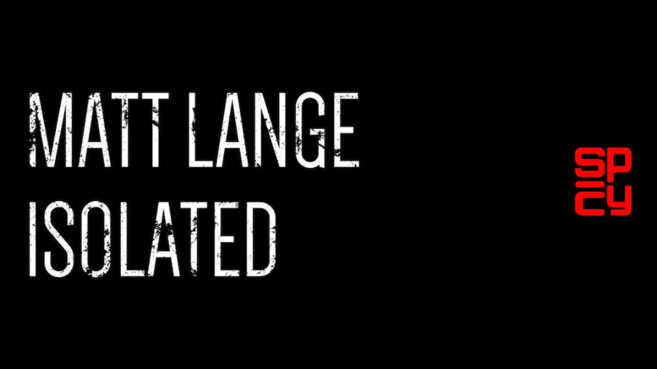 Featured image of post Matt Lange - Isolated