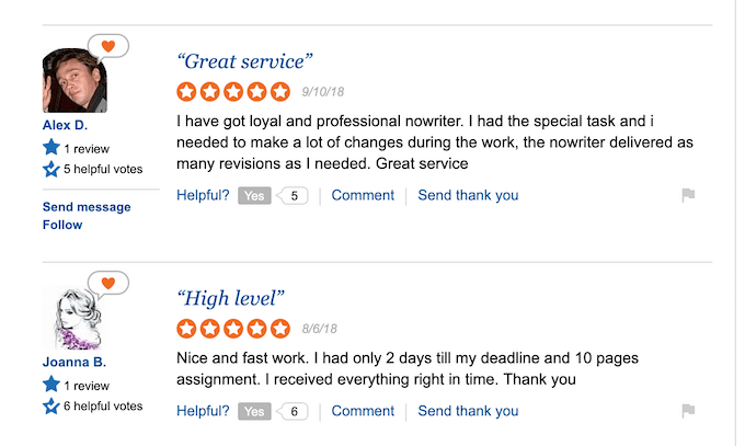eduzaurus.com reviews on sitejabber are positive