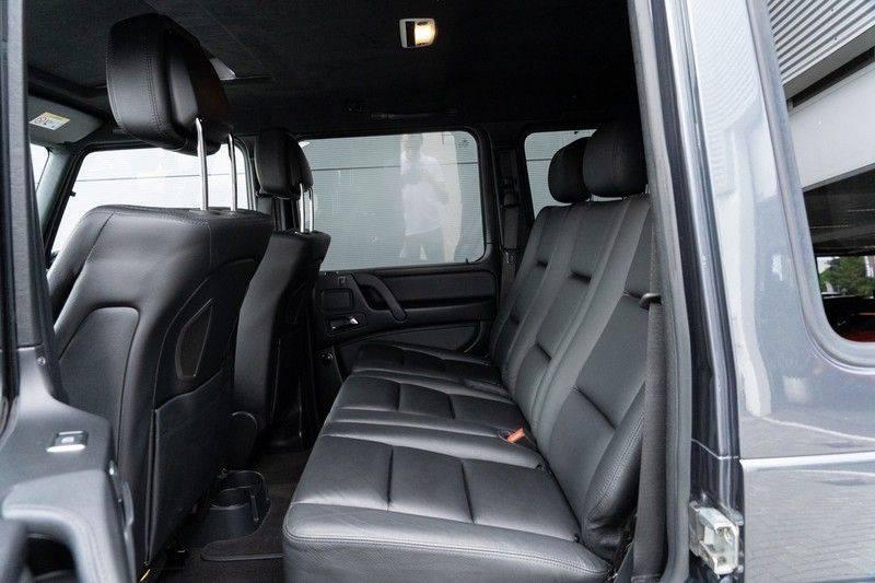 Mercedes-Benz G-Klasse 350 D 245pk Sportpakket Schuifdak Distronic Stoelventilatie afbeelding 4