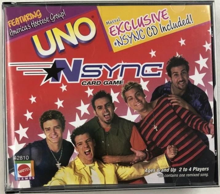 NSYNC Uno
