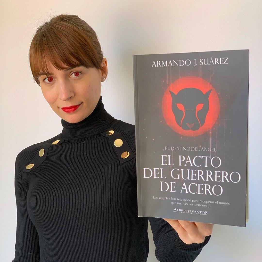 """Imagen de Reseña de """"El pacto del Guerrero de Acero"""", de Armando J. Suárez"""
