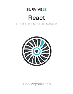 React book cover