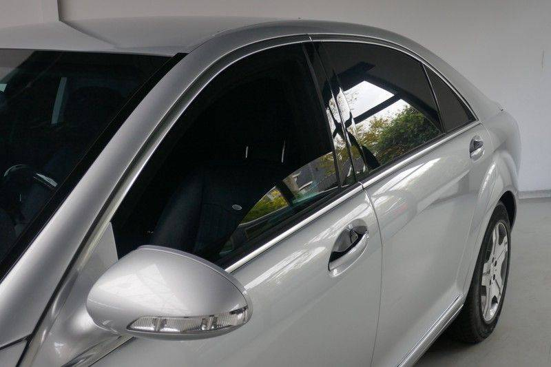 Mercedes-Benz S-Klasse 600 GUARD VR7 Pantser afbeelding 11