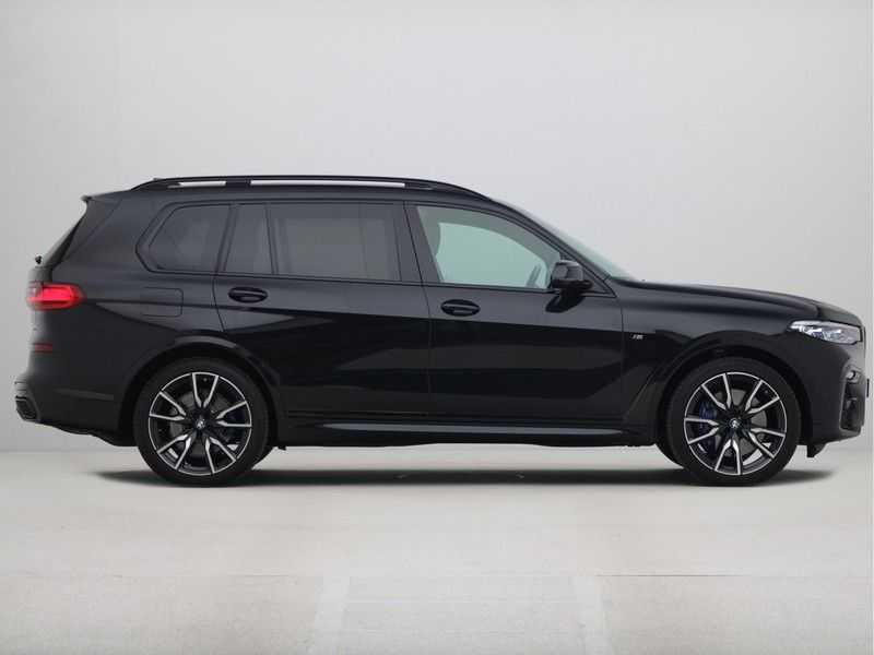 BMW X7 xDrive 40i High Executive M-Sport afbeelding 13