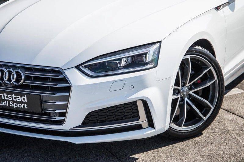 Audi A5 Cabriolet 3.0 TFSI S5 quattro   354 PK   S-Line   B&O Sound   Assistentie City-Parking   S-Sportstoelen   Virtual Cockpit   Keyless-entry   Massage-Stoelen   afbeelding 14
