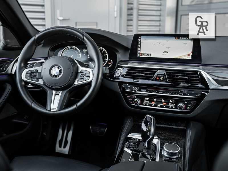 BMW 5 Serie 540i xDrive High Executive afbeelding 8