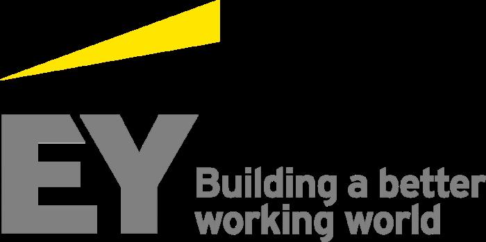 Logo spoločnosti EY