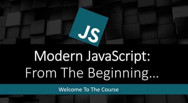 Modern JavaScript Beginning
