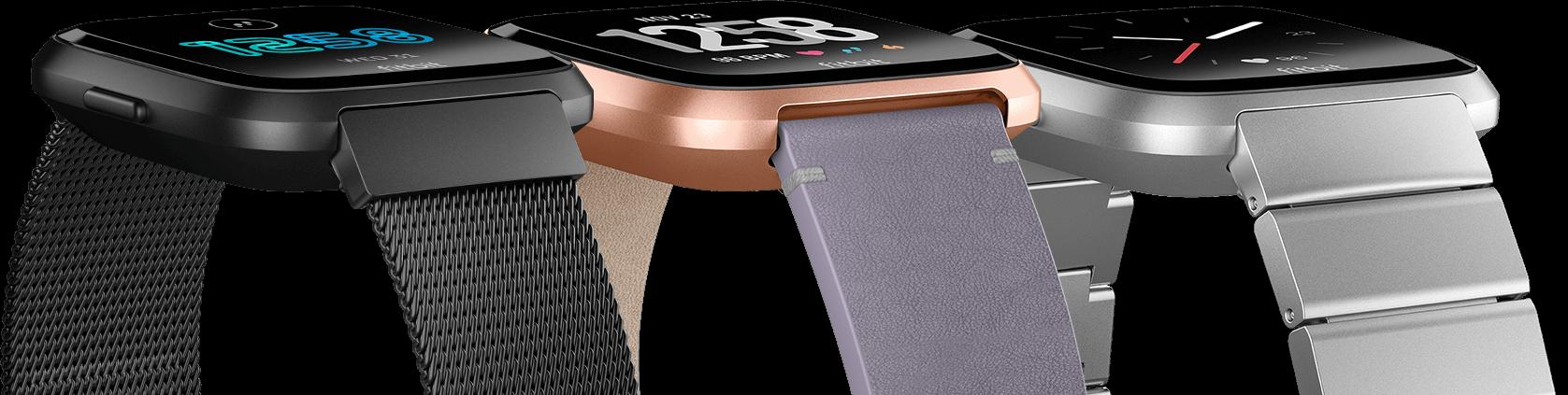 The Fitbit Versa Smartwatch