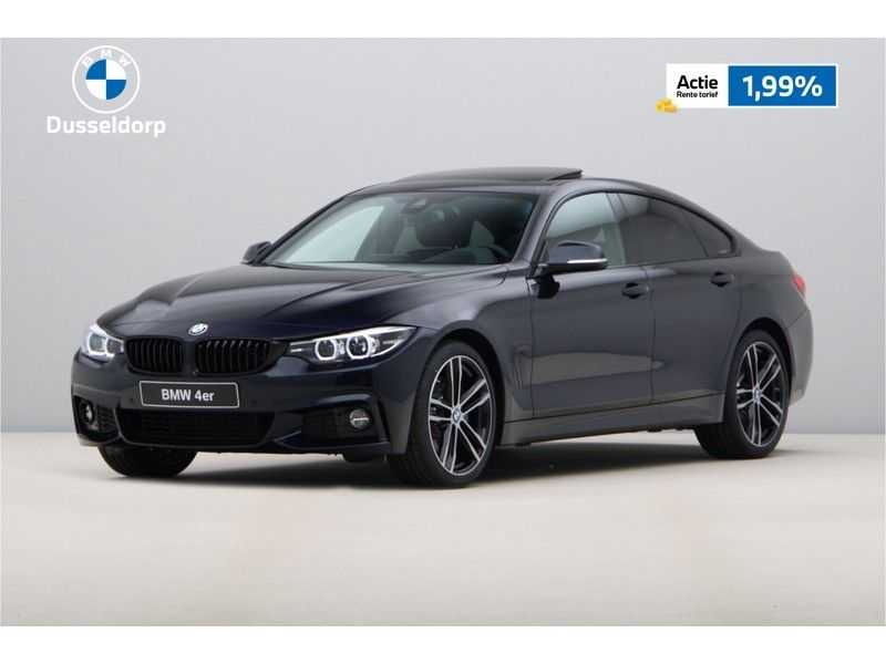 BMW 4 Serie Gran Coupé 420i High Exe Edition M Sport afbeelding 21