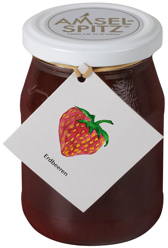 Erdbeeren Konfi
