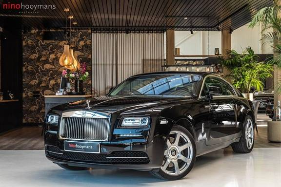 Rolls-Royce Wraith 6.6 V12