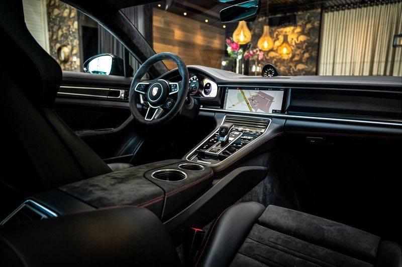 Porsche Panamera 4.0 GTS Sport Turismo | 360 | HUD | BOSE |PANO | Soft close | DAB | LED Matrix | Afstandstempomaat | Karmin Rood pakket, rood st afbeelding 18