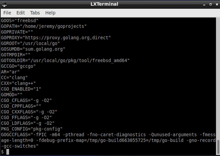 How to Install Go in FreeBSD