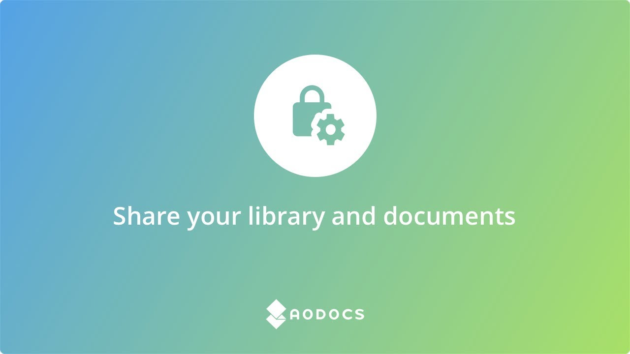 Share your library and documents's thumbnails