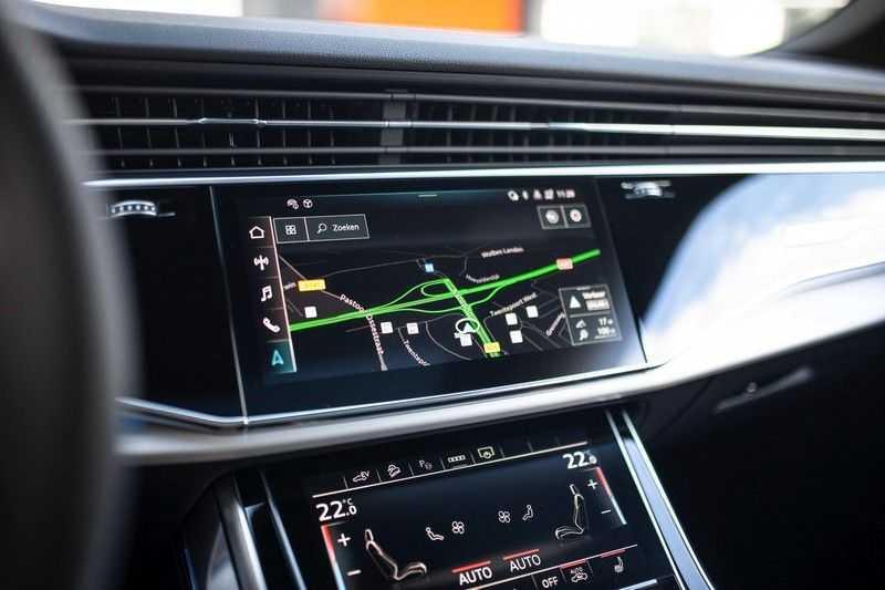"Audi Q8 55 TFSI E Hybride Quattro *S-Line / B&O / Pano / 23"" / Black Pack / ACC* afbeelding 10"