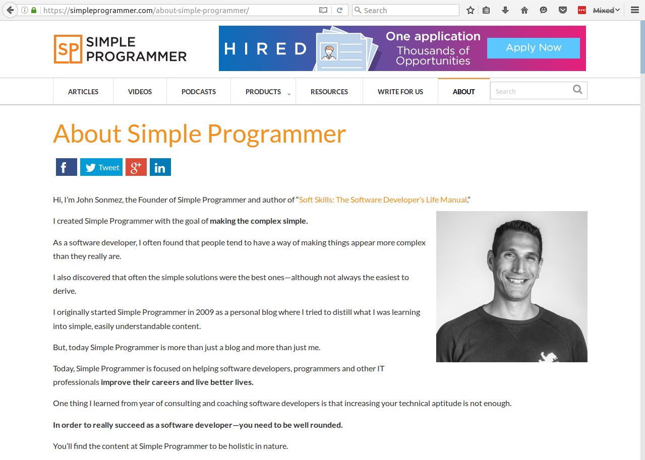 simpleprogrammer