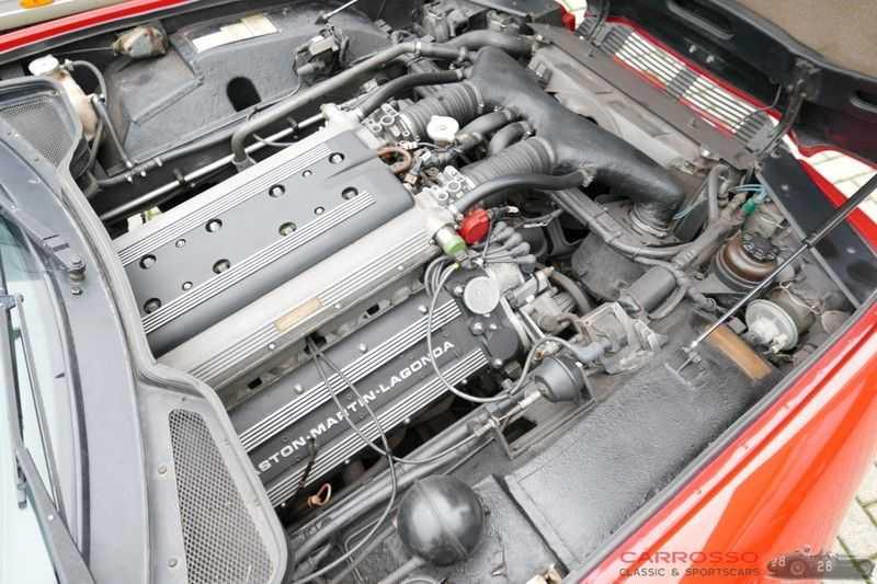 Aston Martin Virage 5.3 V8 RHD 1 Of 411 afbeelding 19