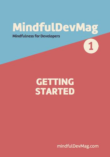 MindfulDevMag Cover Issue #1