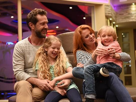 17th February   Four Night Half Term Family Midweek Break