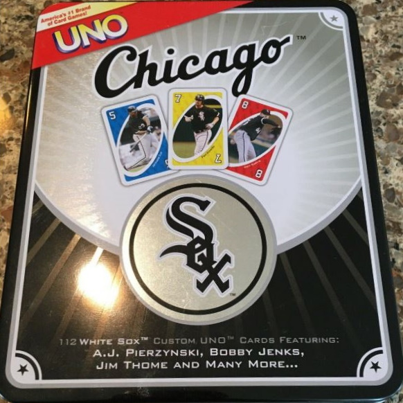 Chicago White Sox Uno (2009)