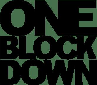 One Block Down