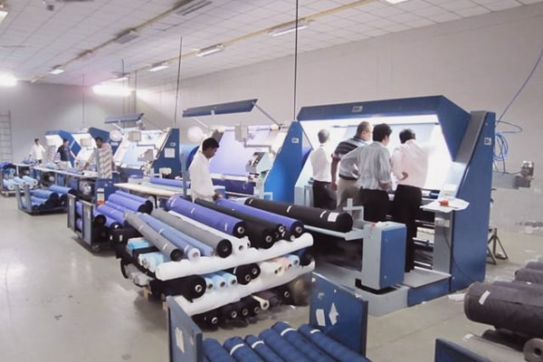 apparel manufacturing facility