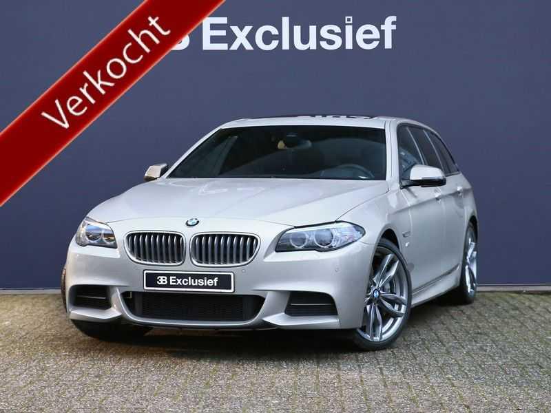 BMW 5 Serie M550D Facelift afbeelding 1