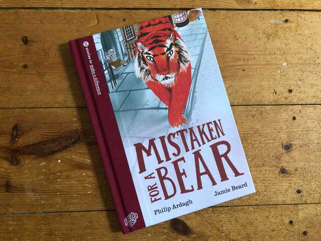 Book Review: Mistaken for a Bear by Philip Ardagh and Jamie Beard