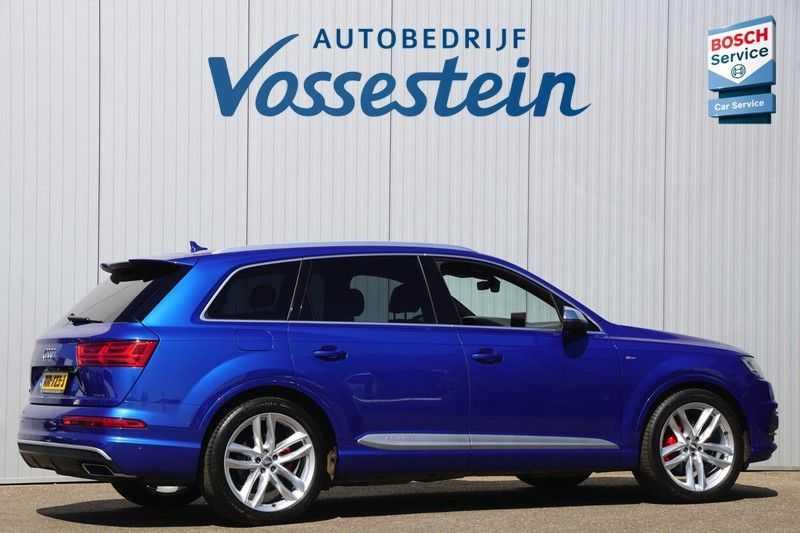 Audi Q7 3.0 TDI quattro Pro Line S S-Line / Head-Up / ACC / Side & Lane Assist / Sepang / 45dkm NAP! afbeelding 7