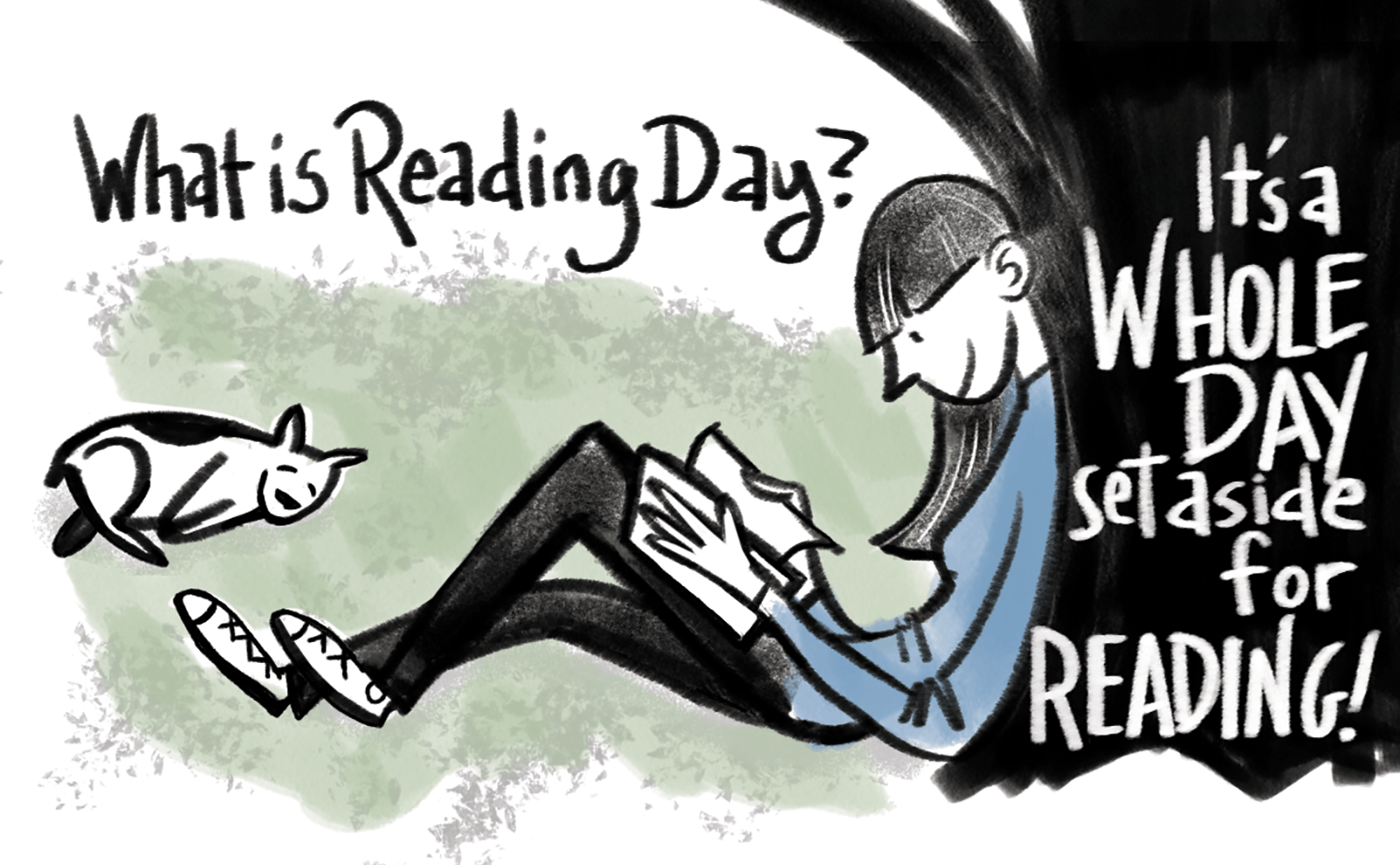 Treat Yourself to the Ultimate Bookish Staycation: Plan a 'Reading Day'