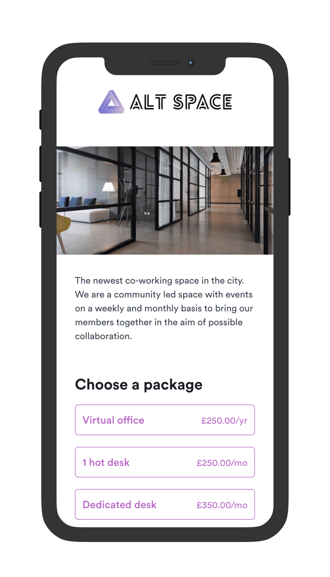 Payhere for Co-working