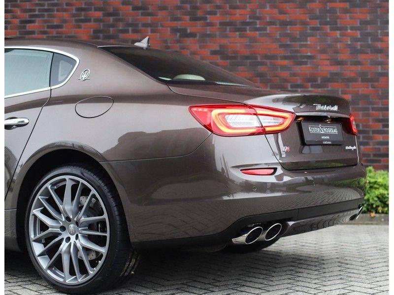 Maserati Quattroporte 3.0 S Q4 *BTW*Schuifdak*Camera*1e eig* afbeelding 14