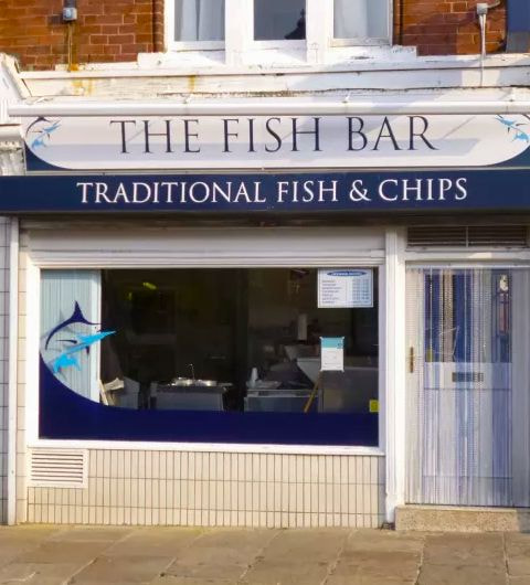 The Fish Bar Rothwell