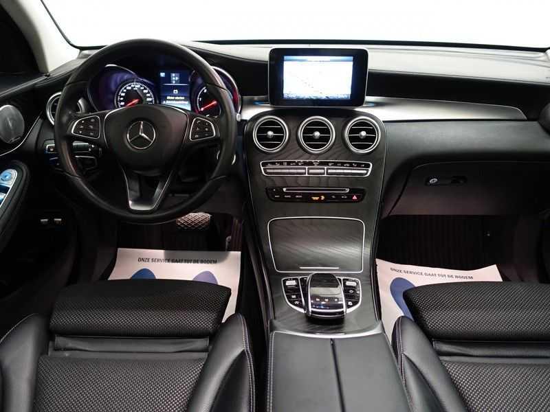 Mercedes-Benz GLC 250D 4MATIC Prestige AMG Ed Aut- Pano, Burmester, Leer, Camera, Full! afbeelding 2