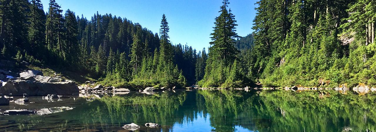 Pale Ale Lake