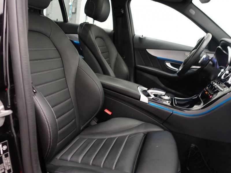Mercedes-Benz C-Klasse 43 AMG 4M Black Series 368pk Autom- Schuifdak, Burmester, Leer, MBUX, Camera, Full! afbeelding 4
