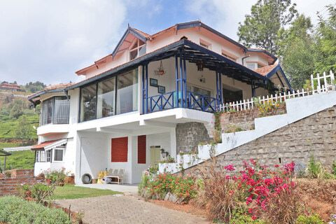 Dawson Bungalow - 4 bed Independent House for Sale Coonoor