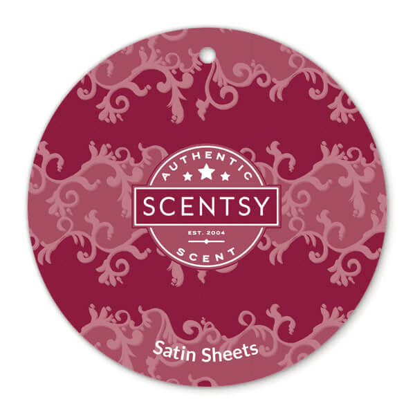 Picture of Satin Sheets Scent Circle