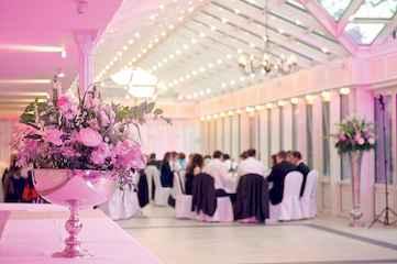 Organizácia podujatia - zorganizovanie svadby