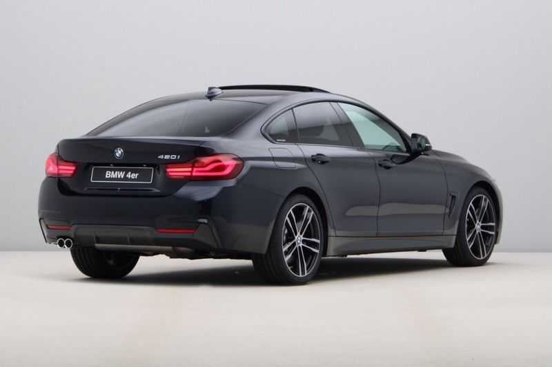 BMW 4 Serie Gran Coupé 420i High Exe Edition M Sport afbeelding 5