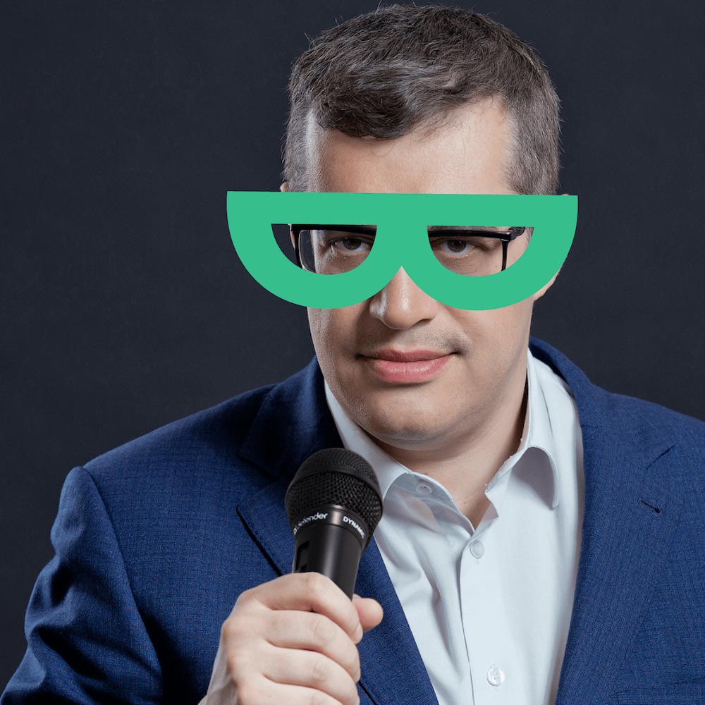 Максим Поташев, четырехкратный обладатель приза «Хрустальная сова»