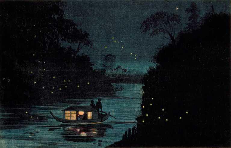 Fireflies at Ochanomizu