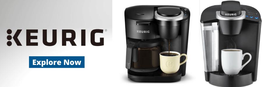 Nespresso vs Keurig - Keurig Explore Now Image